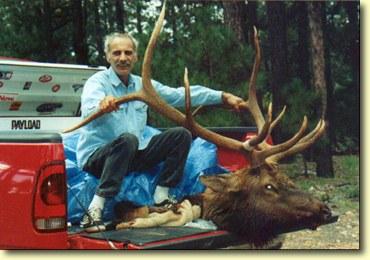Phil Petroe's Trophy Bull