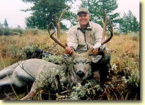 Dave's Trophy Archery Buck