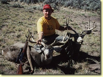 Bob With The Oregon Bucks