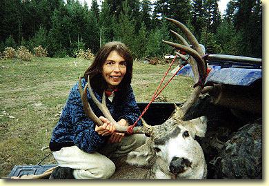 Debbie's First Buck