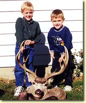 Brian's 1999 Rifle Buck