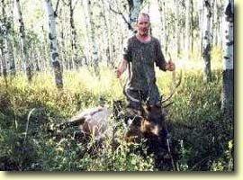 Phil's Bull Elk