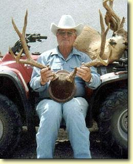 The Tin Cup Buck