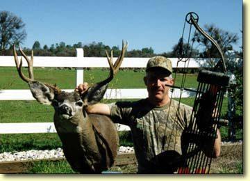 Adam's California Trophy Buck