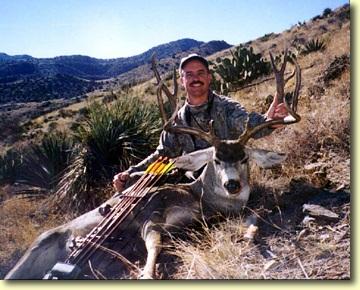 Paul's Arizona Buck