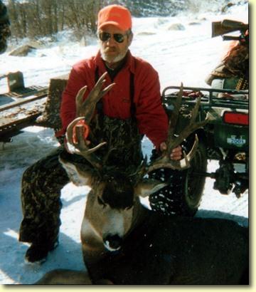 Wayne's 2000 Colorado Trophy Buck