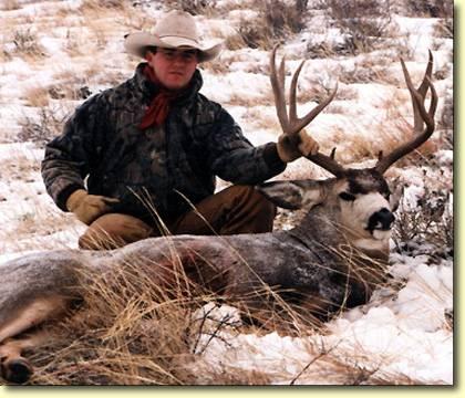 Dustin S 2003 Alberta Buck Monstermuleys Com