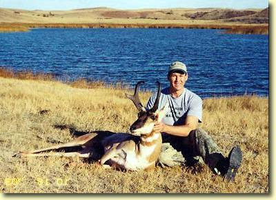 One Great Prairie Goat