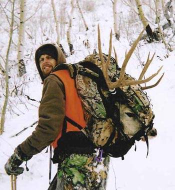 Deep Snow and Big Bucks