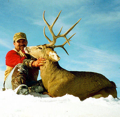 A Big Buck for Dad