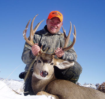 Colorado Mule Deer Success