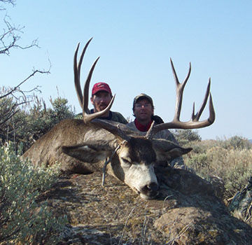 High Desert Trophy Muley Hunt
