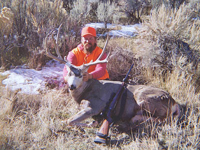 Sweet Dream's Buck
