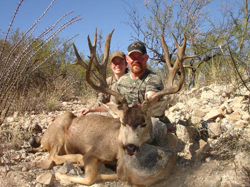 Non-Typical Outfitters Monster Bucks - MonsterMuleys com