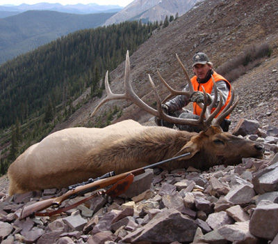 High Country Bull Hunt